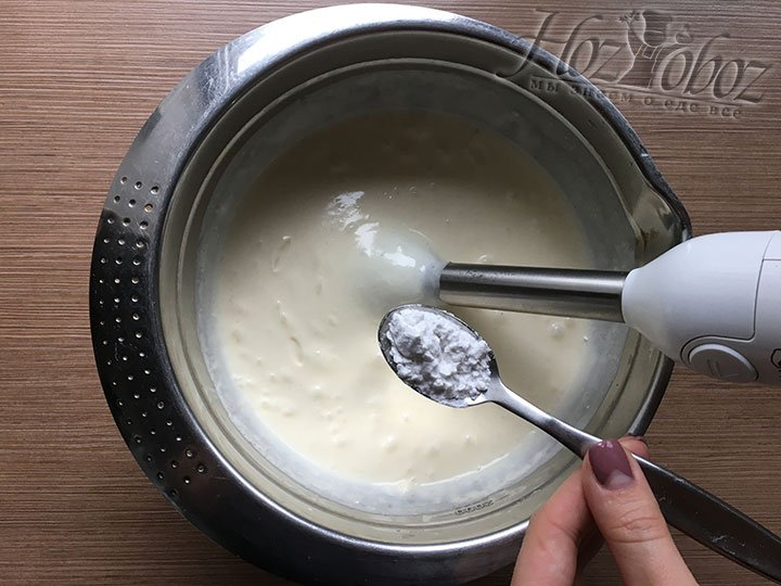 Когда начинка жидковата, следует добавить чайную ложку картофельного крахмала