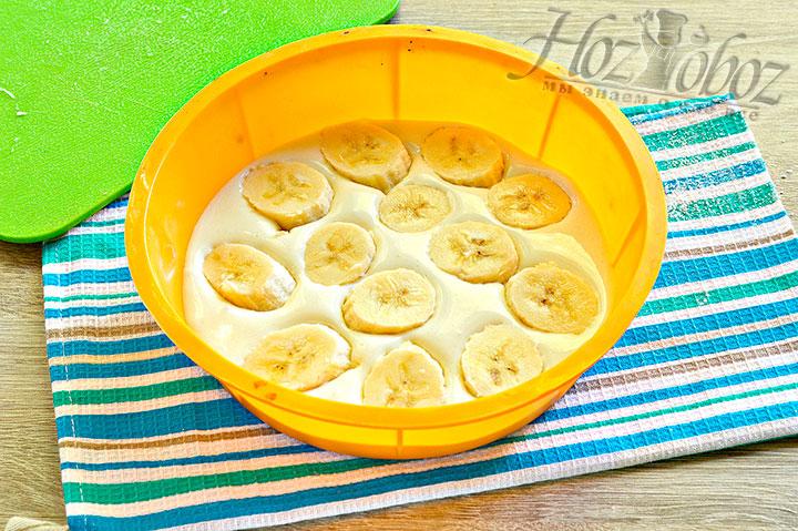 Добавляем бананы
