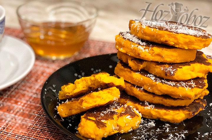 Приятного аппетита, не забудьте добавить мед