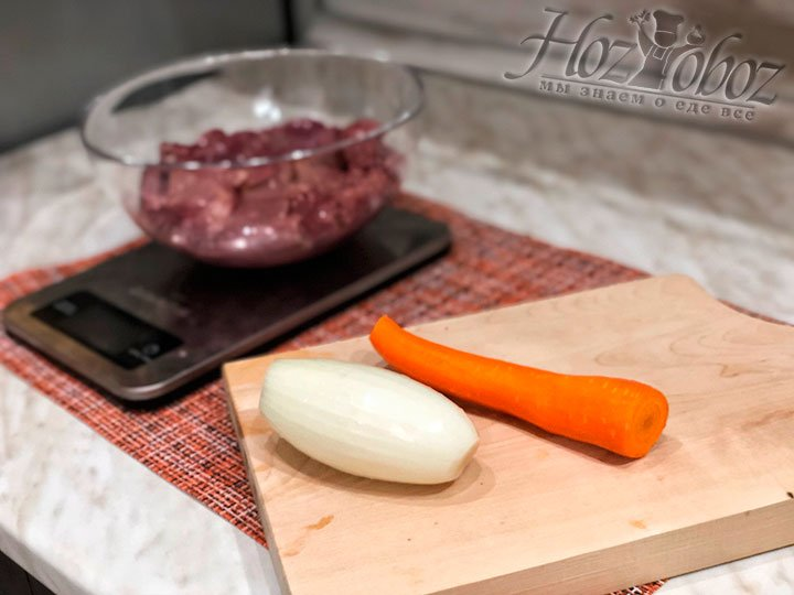 Подготавливаем овощи к использованию