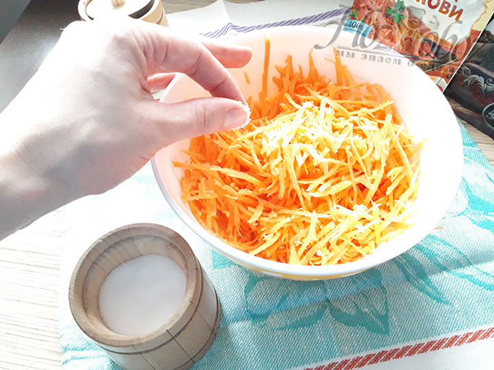 Посолим салат