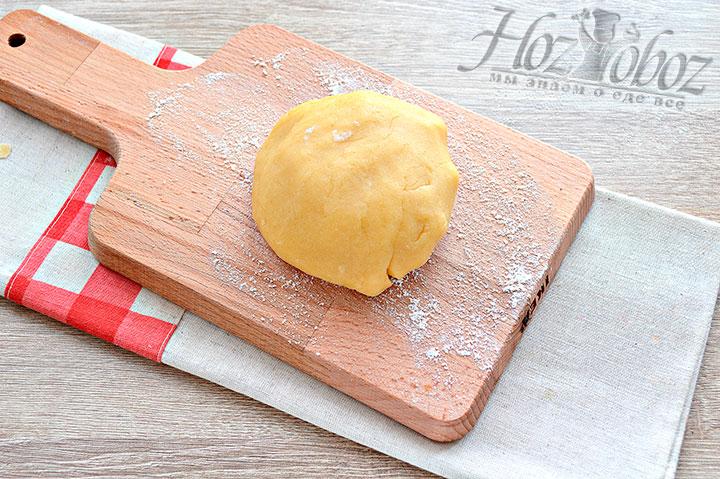 Месим для печенья тесто