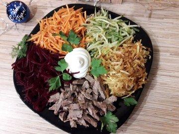 Салат горки