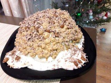 Торт черепаха домашний