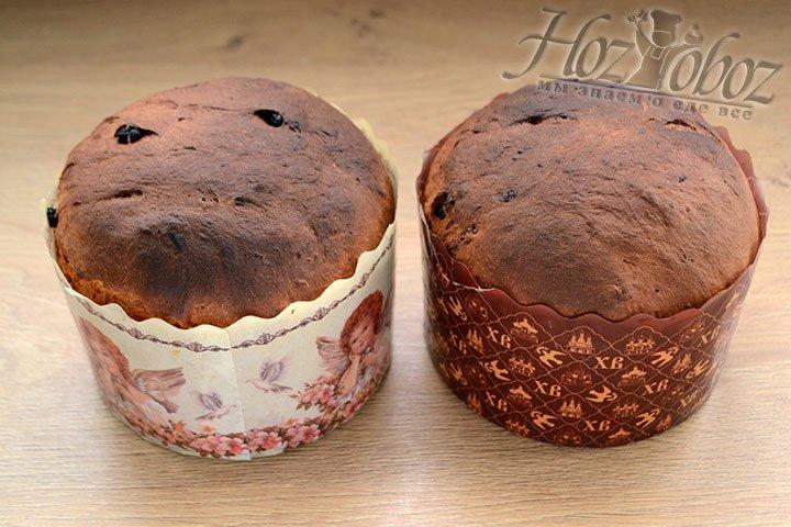 Выпекать кекс следует в разогретой до 180 градусов духовке в течении 45 минут