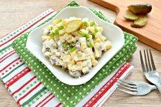 Салат со свининой рецепт