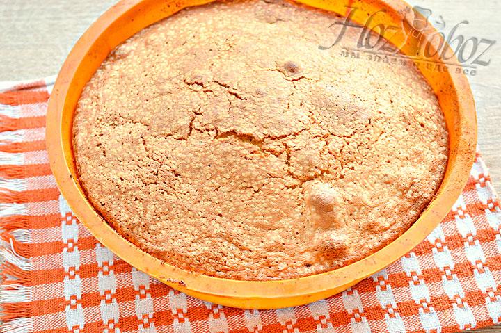Печем пирог полчаса