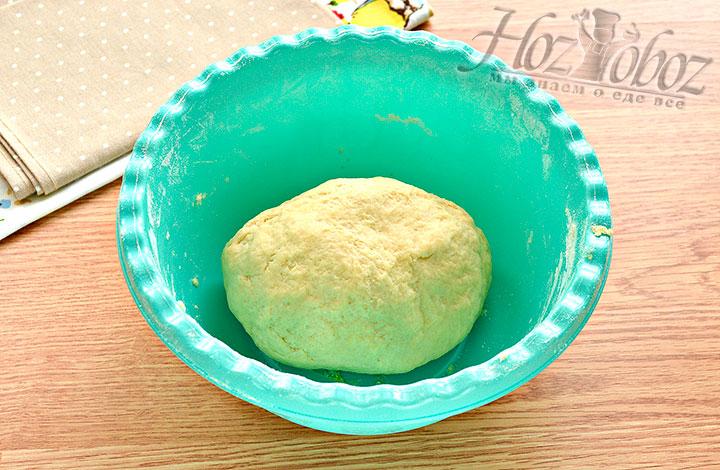 Готовое песочное тесто для вак беляшей.